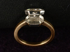 EB Diamond Locket Ring