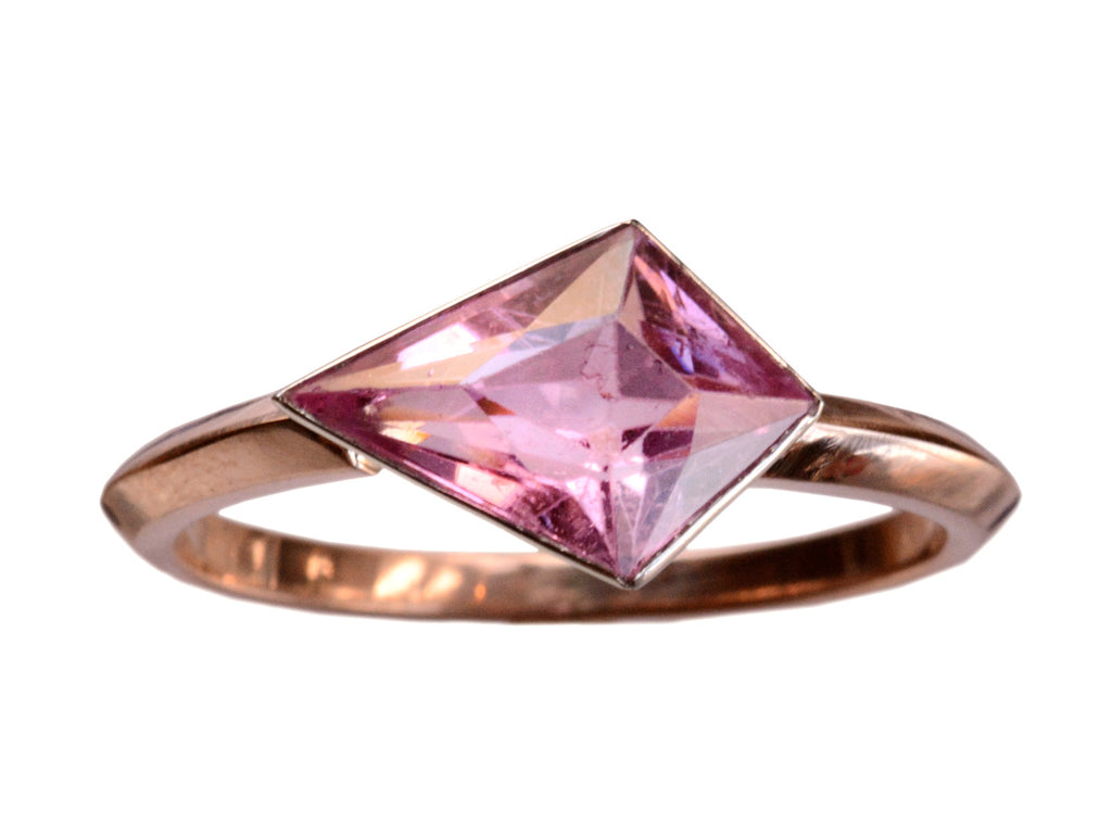 EB Pink Tourmaline Ring