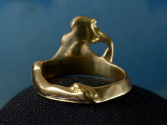 EB Sphinx Ring
