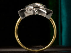 EB Diamond Sunrise Ring