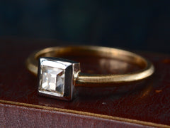 EB 0.54ct Table Cut Ring