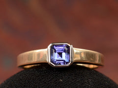 EB 0.61ct Tanzanite Ring