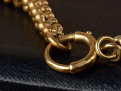 19th Century 18K French Chain
