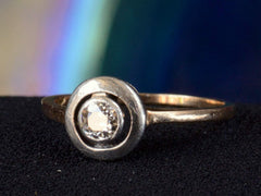 1900s French 0.15ct Ring