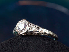 1920s Art Deco 0.25ct Ring
