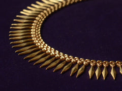 1940s Italian 18K Necklace