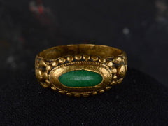 c1900 Chinese Jade Ring