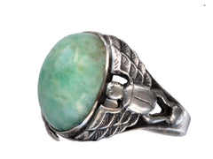 1920s Egyptian Revival Ring