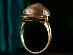 1950-60s Jockey Hat Ring