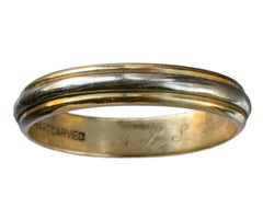 1940-50s Men's Two Toned Band