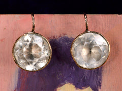 Large Paste Earrings