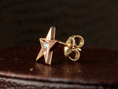 1890s Diamond Star Stud (single)