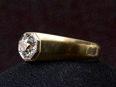 1930s TIffany & Co. 0.82ct Ring