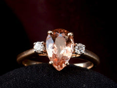 1960s Imperial Topaz Ring