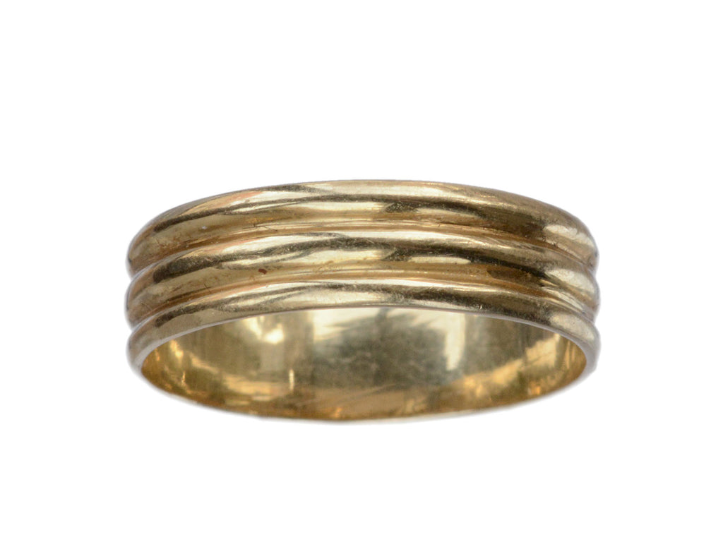 1940s Triple Striped Band