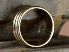 1950s Triple Wedding Band