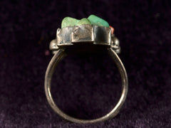 Early 1900s Zuni Ring