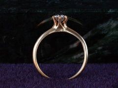 1900s 0.33ct Diamond Solitaire