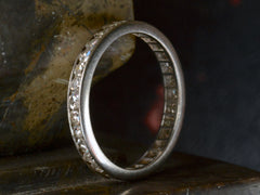 1934 Diamond Eternity Band