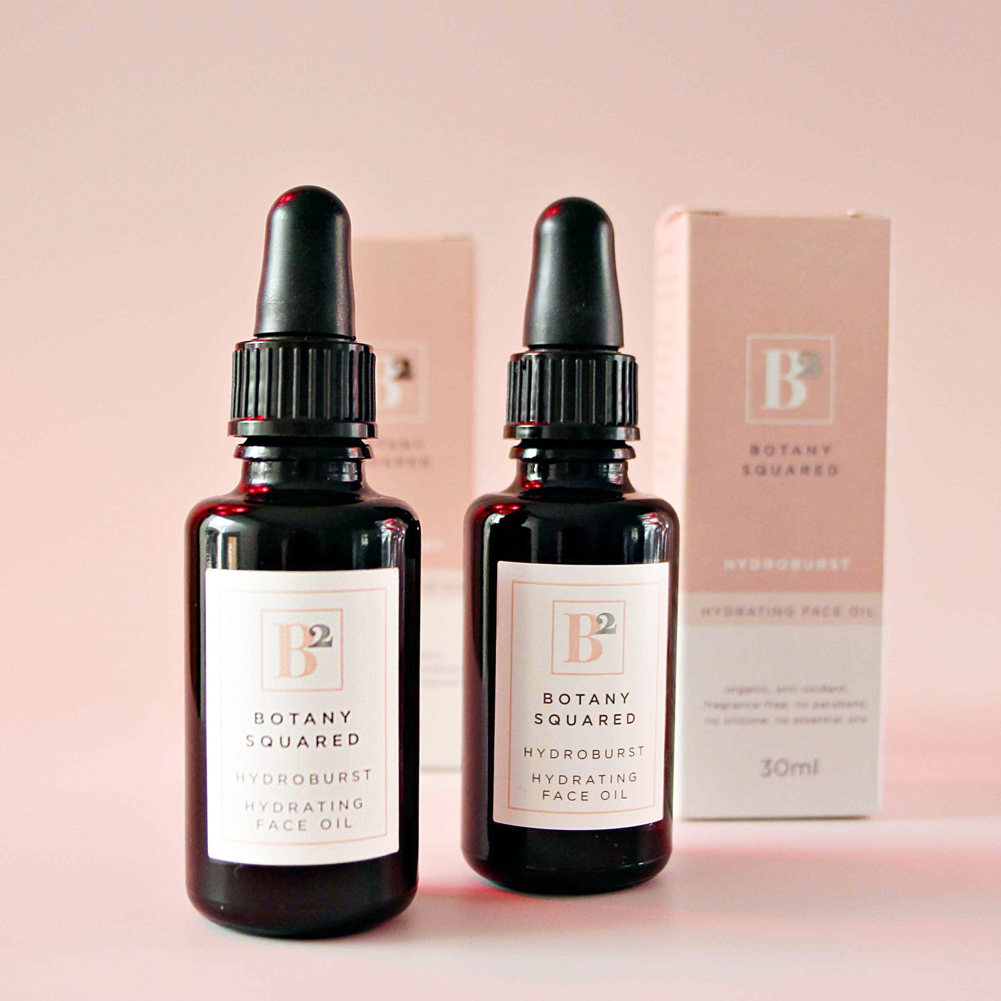 Hydroburst Hydrating Face Oil Twin Pack - BOTANY SQUARED
