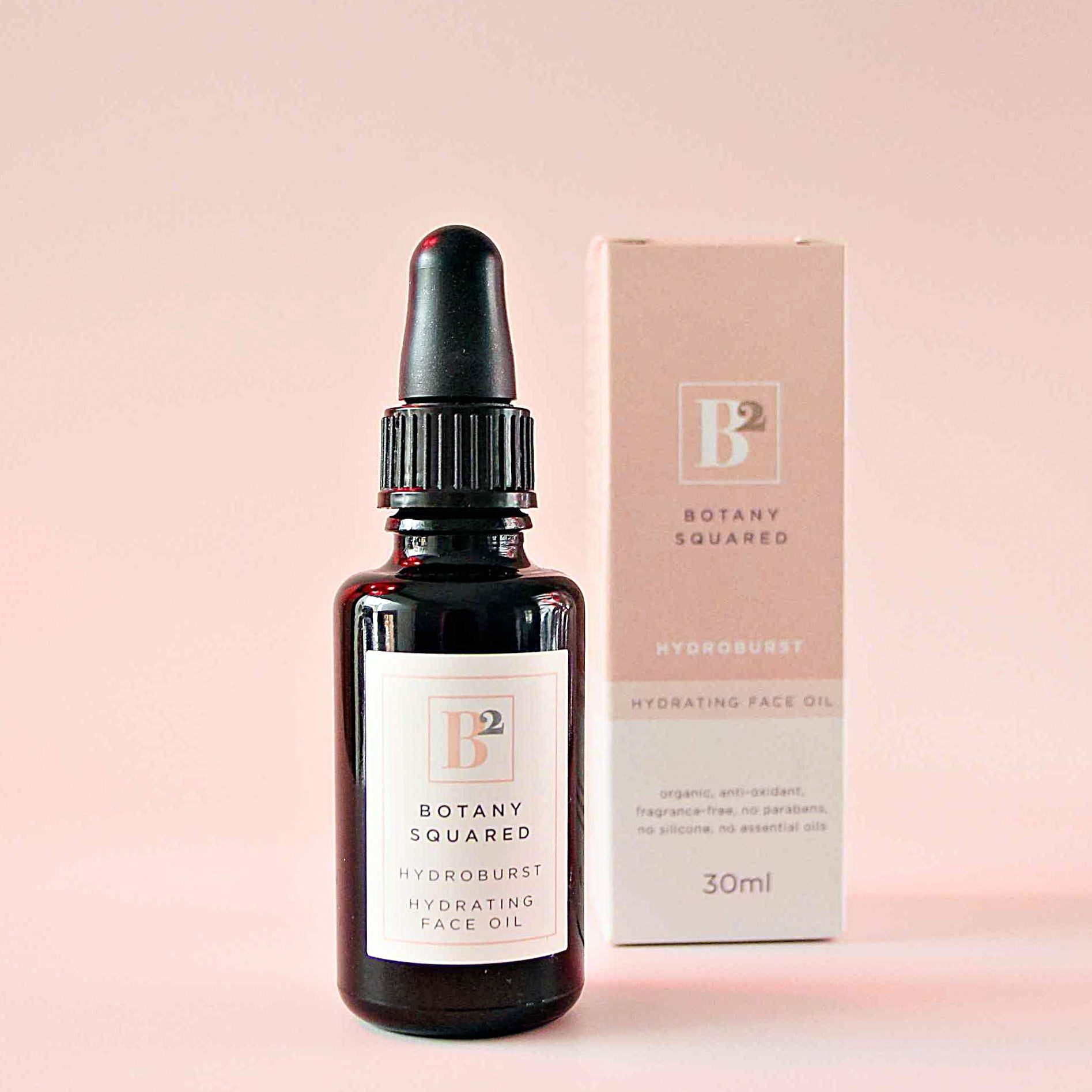 Hydroburst Hydrating Face Oil - BOTANY SQUARED