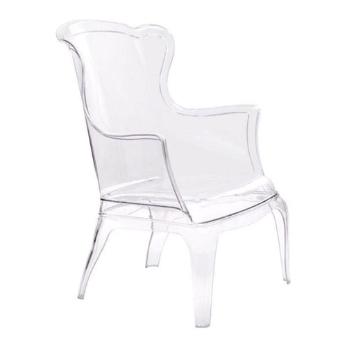 Transparent Polycarbonate Chair (28.3