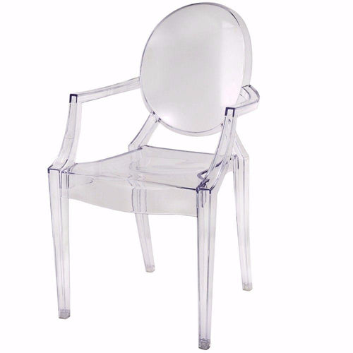 Transparent Sublime Atelier Ghost Chair