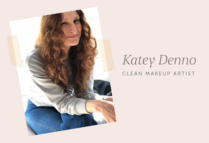 4 MAKEUP TECHNIQUES FROM CLEAN MAKEUP ARTIST KATEY DENNO
