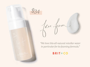 SMALL BUSINESS BEAUTY PRODUCTS - BRIT + CO.