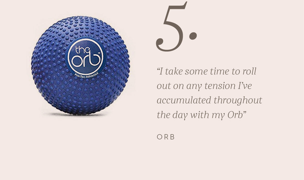 The Orb Mini Massager