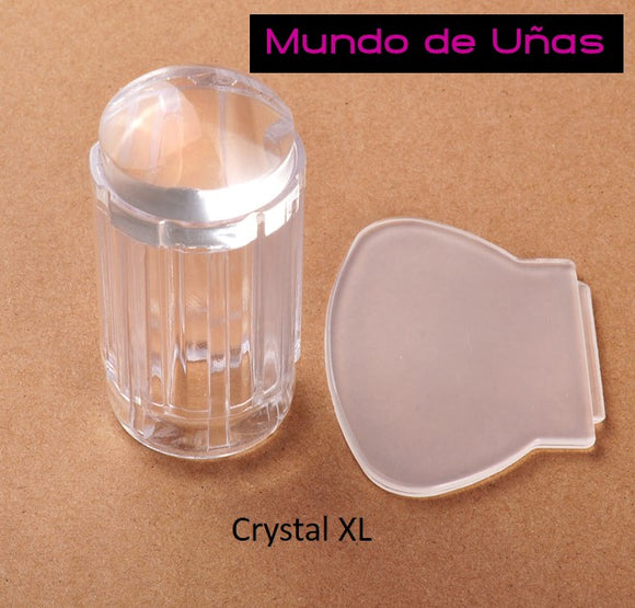 1. CRYSTAL STAMPER XL - random color