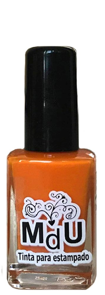 107. TANGERINE stamping polish - 14 ml