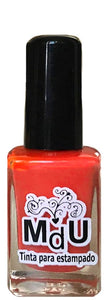 108. GRAPEFRUIT stamping polish - 14 ml