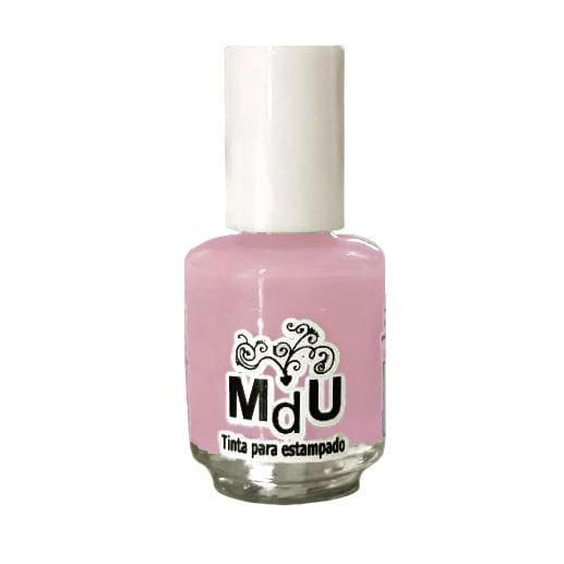 10. PINK stamping polish - 5ML mini
