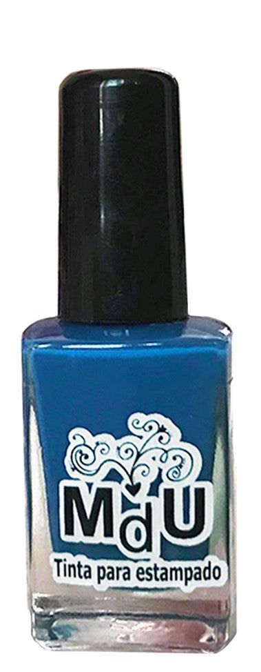 112. BLUEBERRY stamping polish - 14 ml