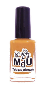 114. GINGER stamping polish - 14 ml