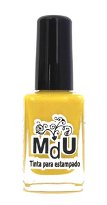 11. YELLOW stamping polish - 14 ml