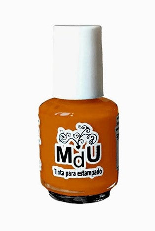122. PUMPKIN SPICY  stamping polish - 5 ml mini
