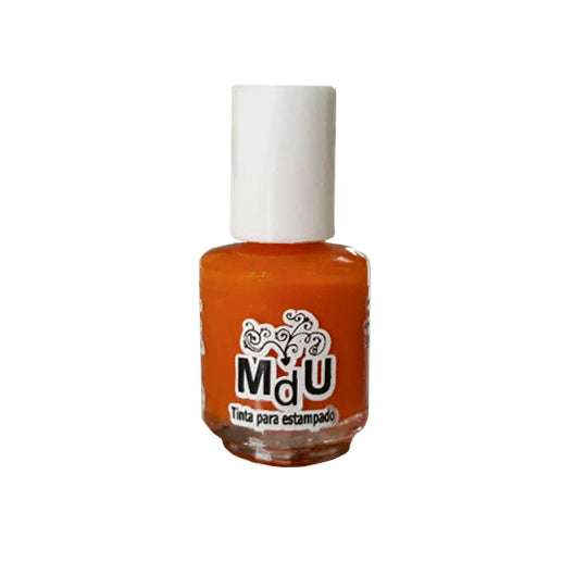 13. ORANGE stamping polish - 5ML mini
