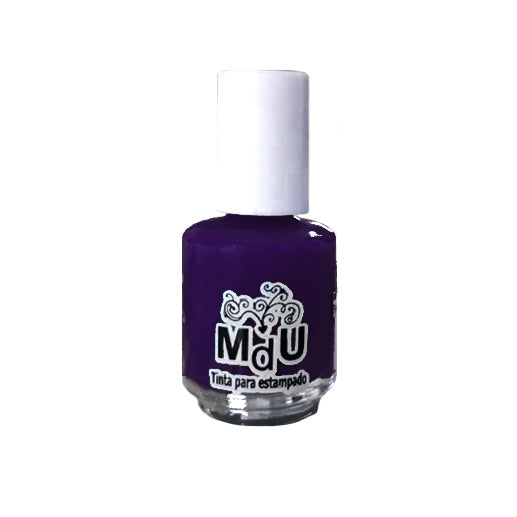 14. VIOLET stamping polish - 5ML mini