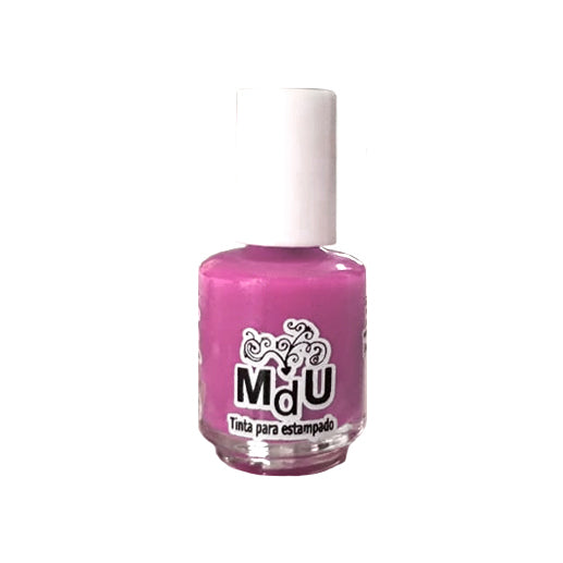 15. MEXICAN PINK stamping polish - 5ML mini