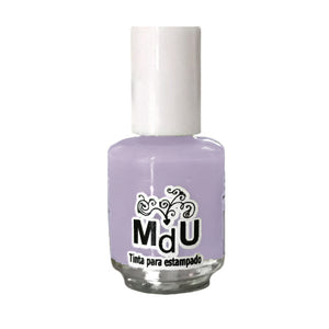 16. LILAC stamping polish - 5ML mini