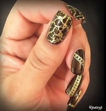 17. GOLD stamping polish - 14 ml