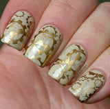 19. BRONZE stamping polish - 5ML mini