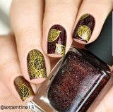 47. OCRE stamping polish - 5ML mini