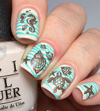 23. CHOCOLATE stamping polish - 5ML mini