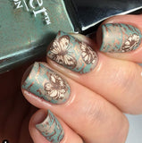 23. CHOCOLATE stamping polish - 14 ml