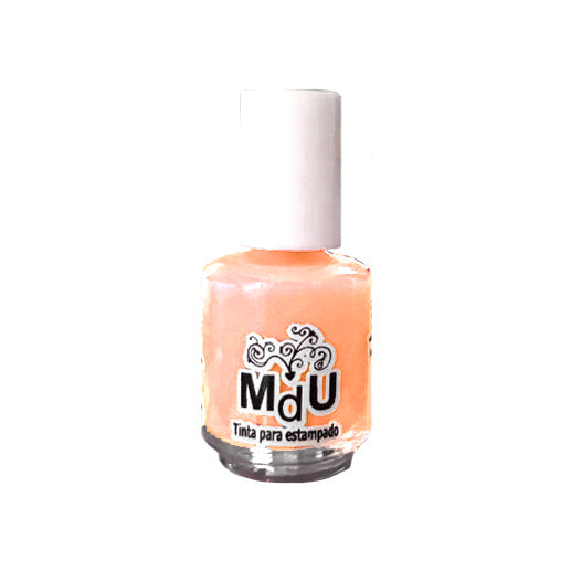31. PEACH stamping polish - 5ML mini
