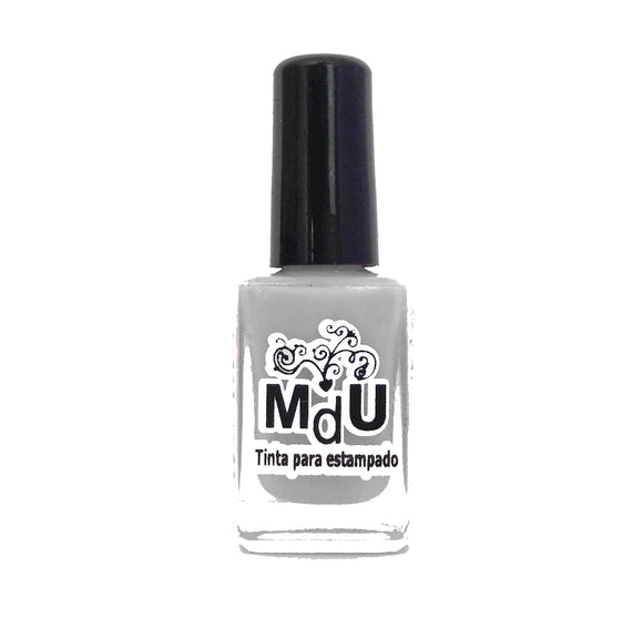 33. LIGHT GRAY stamping polish - 14 ml