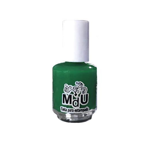 37. HIGH GREEN stamping polish - 5ML mini